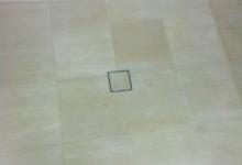Shower Floors Stone Restoration